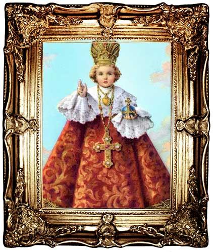 Infant Jesus of Prague: Prayers, Devotions & Novenas