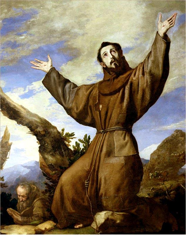 Peace Prayer (Saint Francis of Assisi)