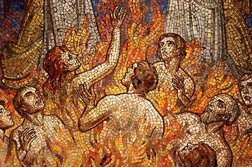 Prayers for the Poor Souls Purgatory