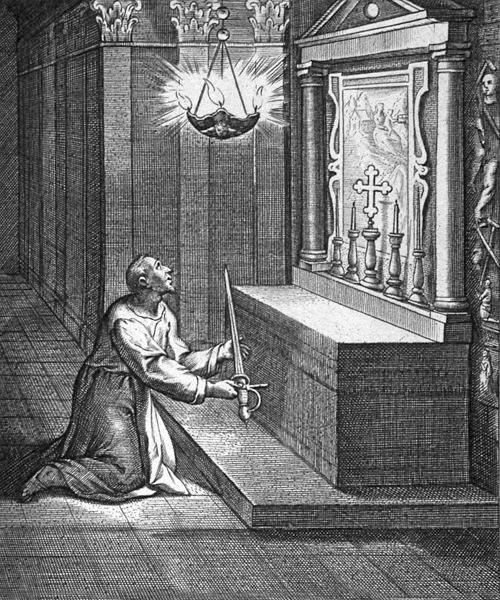 St. Ignatius Suscipe Domine Prayer