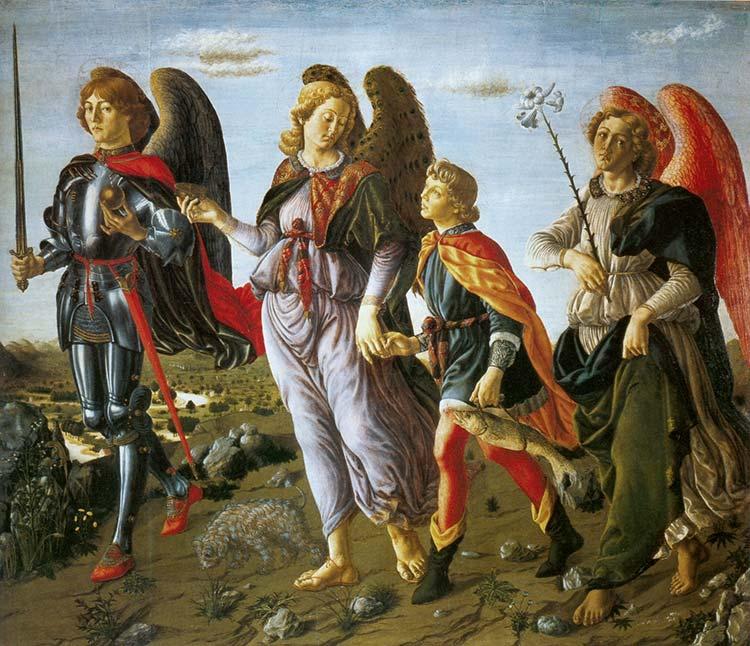 Three-Archangels-with-Tobias