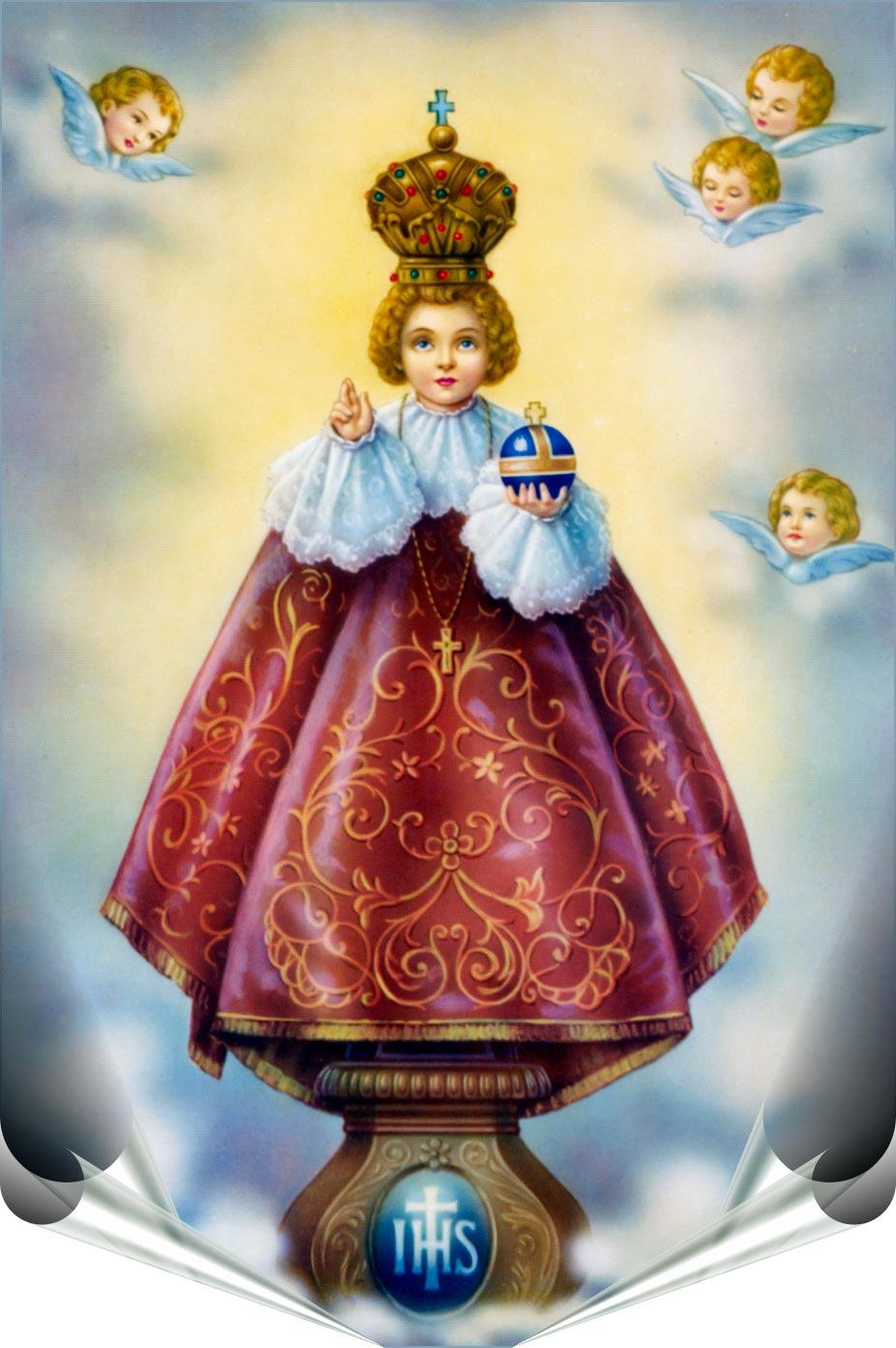 Infant Jesus Prague Novena