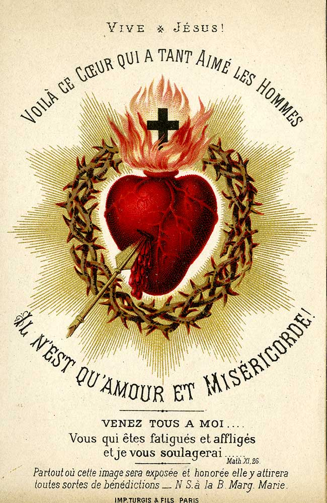 Prayers Sacred Heart Jesus