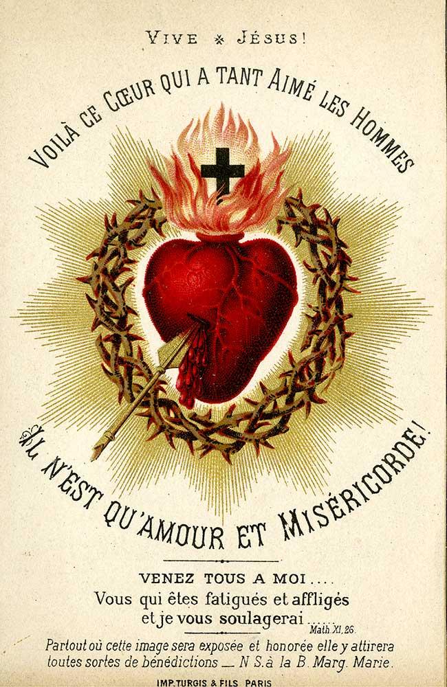 Prayers Sacred Heart Jesus