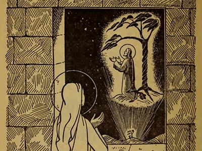 Bp. Fulton Sheen 15 Rosary Mysteries AGONY IN GARDEN