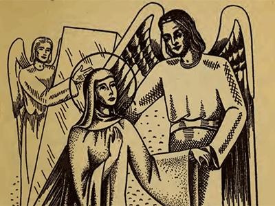 Bp. Fulton Sheen 15 Rosary Mysteries ASSUMPTION