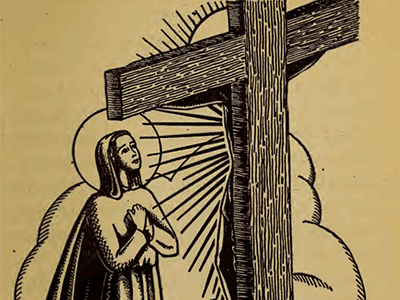 Bp. Fulton Sheen 15 Rosary Mysteries CRUCIFIXION