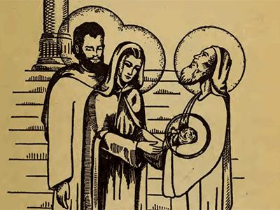 Bp. Fulton Sheen 15 Rosary Mysteries PRESENTATION