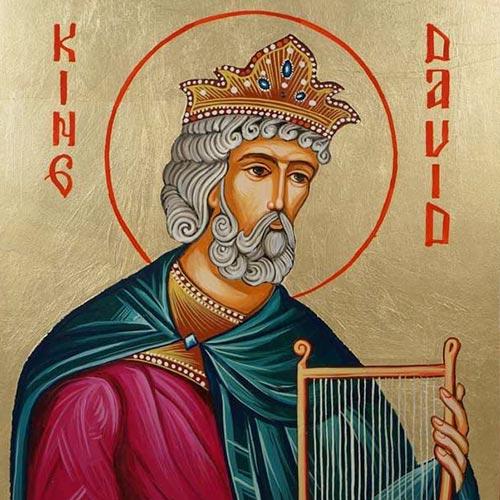 Seven Penitential Psalms; King David