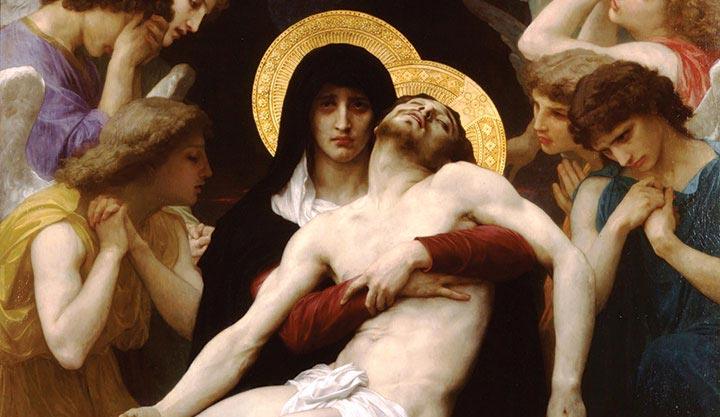 Mary, Mother of Sorrowful Heart
