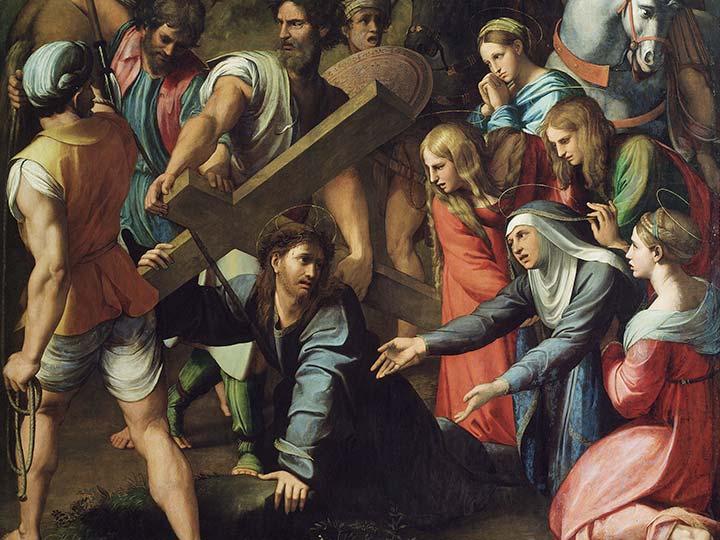 4th-Sorrow-Mary_Mary-meets-Jesus-on-the-Way-of-the-Cross