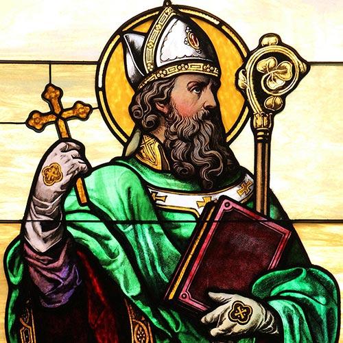 St. Patrick pray for us