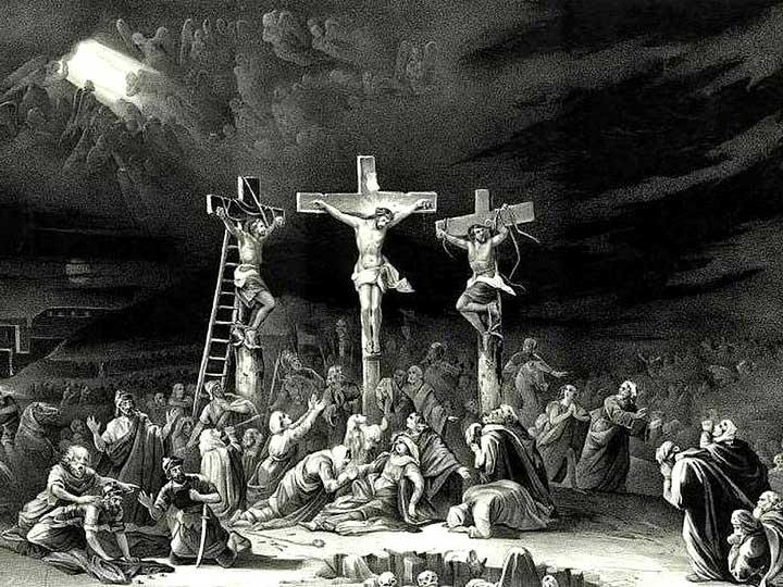 Stations of the Cross | St. Alphonsus Ligori