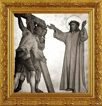 Way-Cross_SECOND-STATION_Jesus-bears-His-Cross