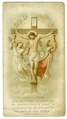 Devotions to the Precious Blood of Jesus